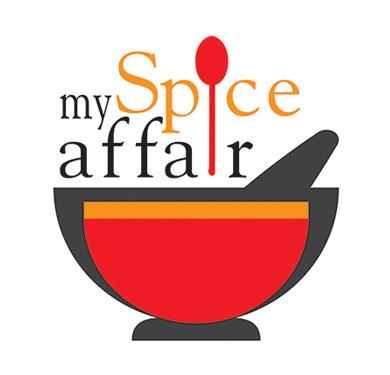 myspice_food_brand_identity