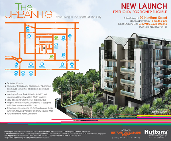 The Urbanite ads 4